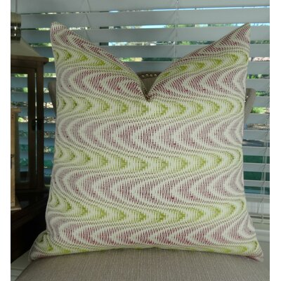 Charlesview Beet Throw Pillow Size: 22 H x 22 W