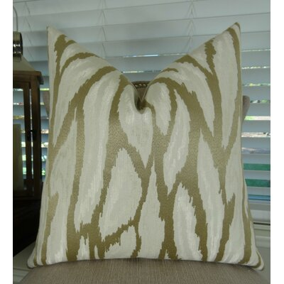 Convection Throw Pillow Size: 22 H x 22 W