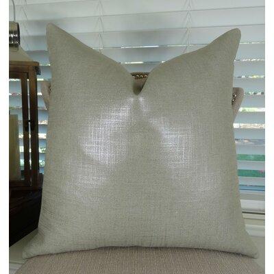 Glazed Euro Pillow