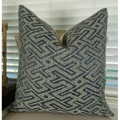 Duncan Range Throw Pillow Size: 24 H x 24 W