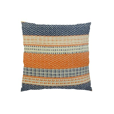 Full Range Cayanne Cotton Throw Pillow Size: 18 H x 18 W
