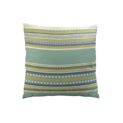 Chic Stripe Handmade Throw Pillow Size: 12 H x 20 W