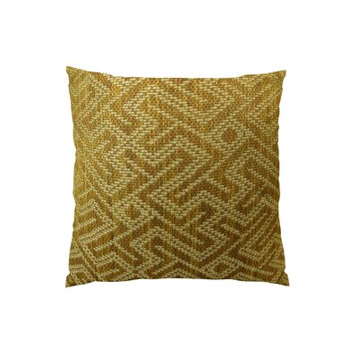 Duncan Range Throw Pillow Size: 26 H x 26 W