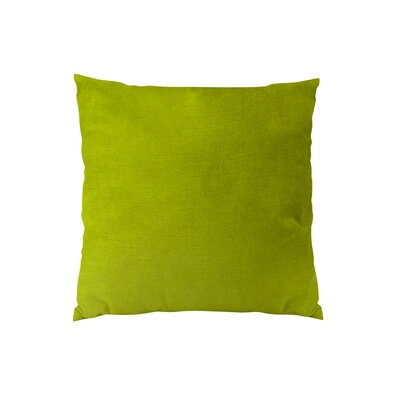 Contentment Grass Cotton Throw Pillow  Size: 16 H x 16 W
