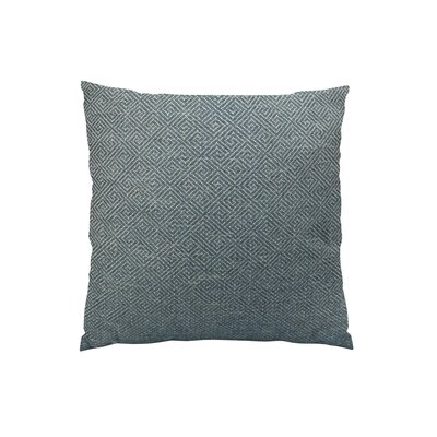 Textured Blend Throw Pillow Size: 24 H x 24 W