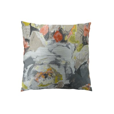 Sunray Truro Handmade Throw Pillow  Size: 24 H x 24 W