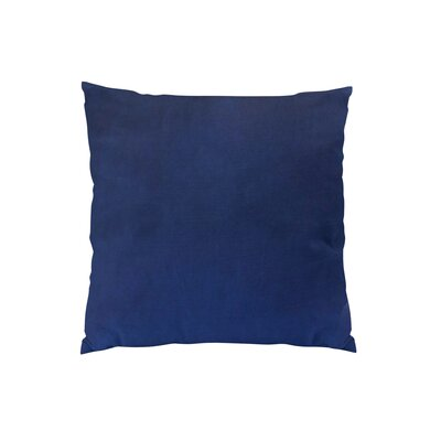 Cotton Throw Pillow Size: 18 H x 18 W