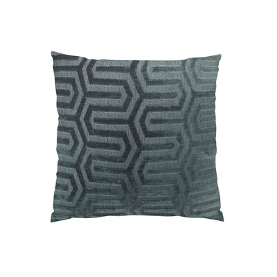 High Path Throw Pillow Size: 18 H x 18 W