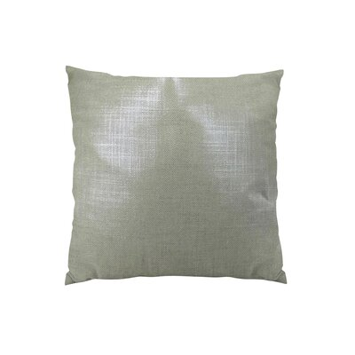 Glazed Throw Pillow Size: 22 H x 22 W