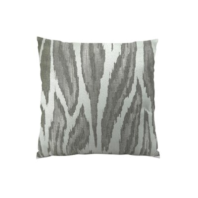 Glacier Throw Pillow Size: 16 H x 16 W