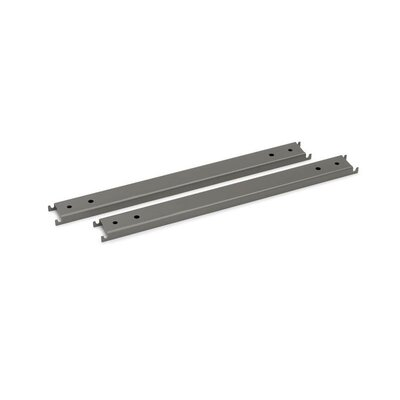 Double Front-to-Back Hanging File Rail