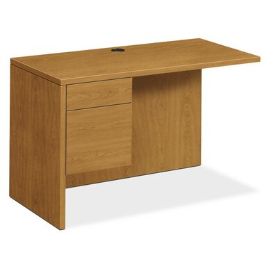 10500 Series 29.5 H x 48 W Left Desk Return