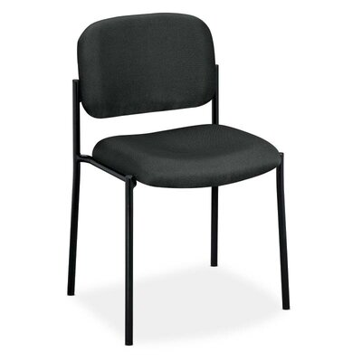 Stacking Guest Chair Color: Charcoal