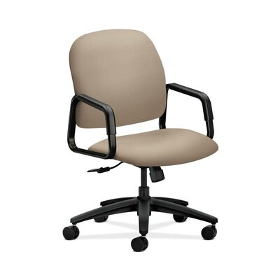 Solutions Series High Back Chair Grade Silvertevinyl Taupe picture