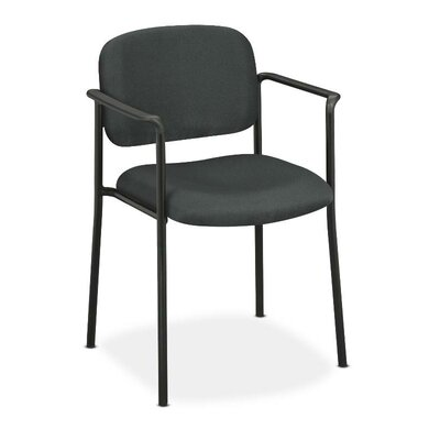 Multi-Purpose Guest Chair Seat Color: Charcoal