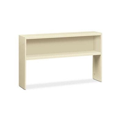 38000 Series 36.25 H x 60 W Desk Hutch Finish: Mahogany/Putty
