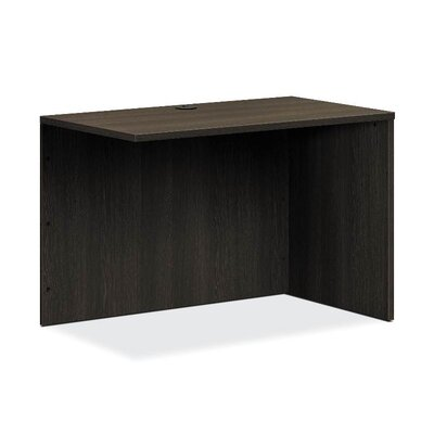 BL Series 29 H x 42.25 W Desk Return Finish: Espresso