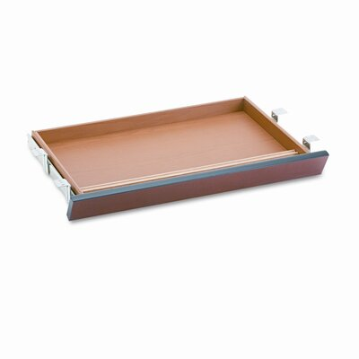 10500 Series 26 W x 15.38 D Desk Drawer Finish: Henna Cherry