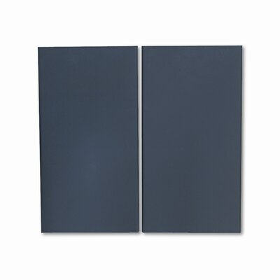 38000 Series 16 H x 60 W Desk Door Finish: Light Gray