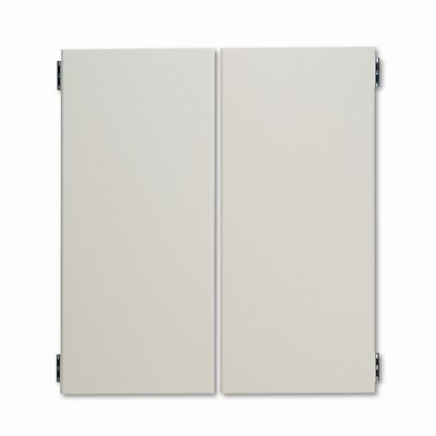 38000 Series 16 H x 72 W Desk Door Finish: Putty