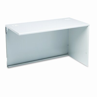 38000 Series29.5 H x 48 W Right Desk Return Finish: Light Gray