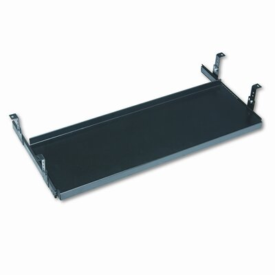 6.5 H x 32.13 W Desk Keyboard Tray