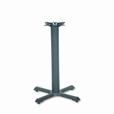 Single Column Cast Iron Base, 22 Wide