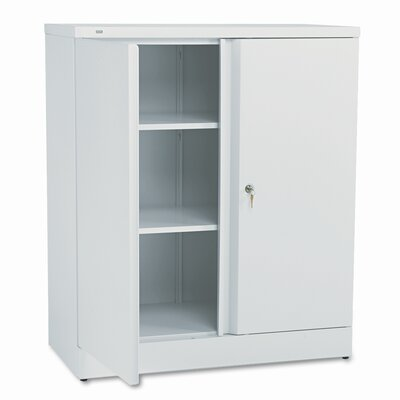 HON Basyx Easy-To-Assemble Storage Cabinet, 36W X 18D X 42-3/4H at Sears.com
