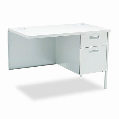 Metro Classic 29.5 H x 42 W Right Desk Return