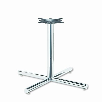 Single Column Steel Base Chrome Product Image 8773