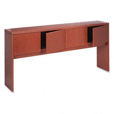 Valido 37.5 H x 78 W Desk Hutch Finish: Bourbon Cherry