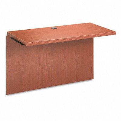 10500 Series 29.81 H x 47 W Desk Bridge Finish: Bourbon Cherry