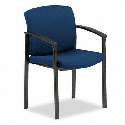 Park Avenue Series Guest Chair Fabric: Mariner