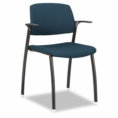 F3 Series Guest Chair Upholstery: Mariner