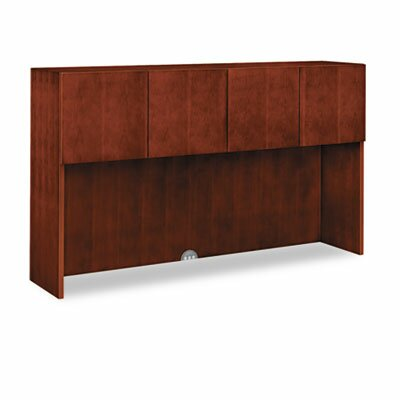 Arrive 42 H x 71.88 W Desk Hutch Finish: Henna Cherry