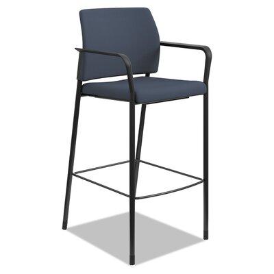 30 Bar Stool Upholstery: Cerulean