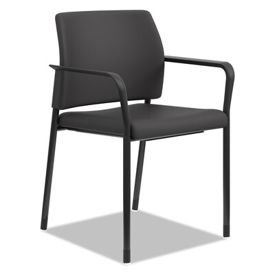 Guest Chair Seat Color: Black