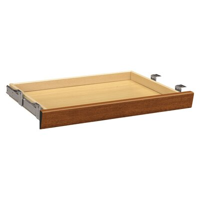 15.375 D Desk Drawer Size: 2.5 H x 22 W x 15.375 D