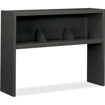 38000 Series 19.5 H x 53.2 W Hutch Finish: Charcoal