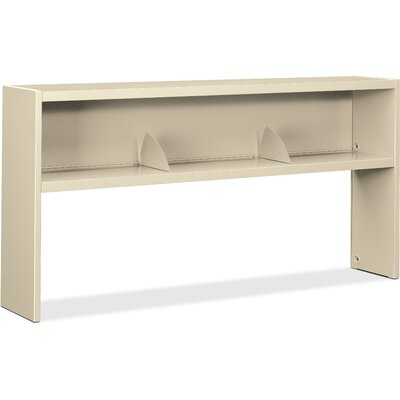 38000 Series 19.5 H x 77.3 W Hutch Finish: Putty