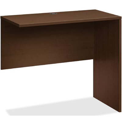 10500 Series 52.8 W x 3.8 D Right Desk Return Finish: Mocha