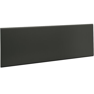 38000 Series 18.8 H x 50.3 W Desk Door Finish: Charcoal