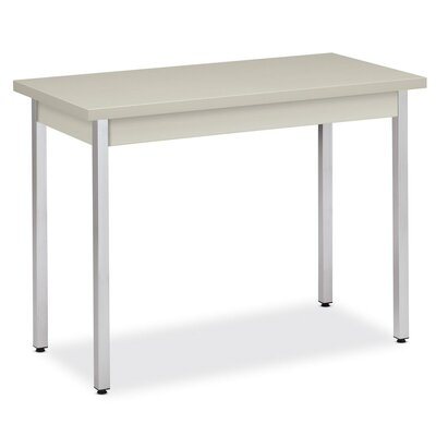 High-pressure Laminate Utility Training Table Size: 20 H x 74 W x 18 D