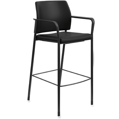 Fixed Arms Bar Stool