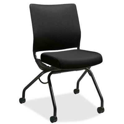 Perpetual Nesting Flex-Back Armless Chair