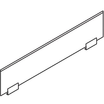4.3 H x 66.8 W Desk Privacy Panel