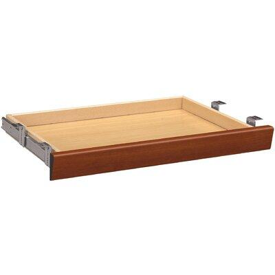 3.8 H x 30.3 W Desk Drawer