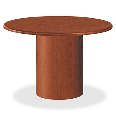 L Conference Table Circular Product Image 2738