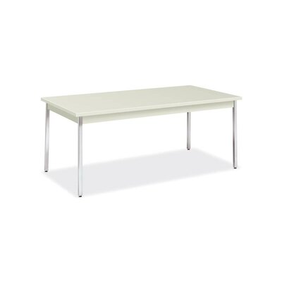 72 W Utility Training Table Table Top Finish: Loft