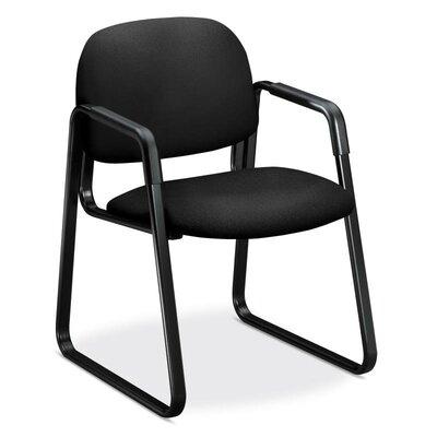 4000 Series Guest Chair Seat Color: Black